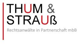 Logo Thum + Strauss Rechtsanwälte Saarbrücken